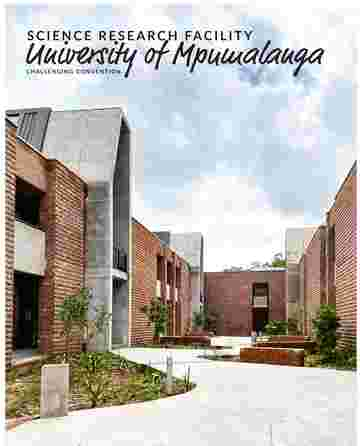 Pro Landscaper Magazine Feature: University of Mpumalanga, Science Research Facility
